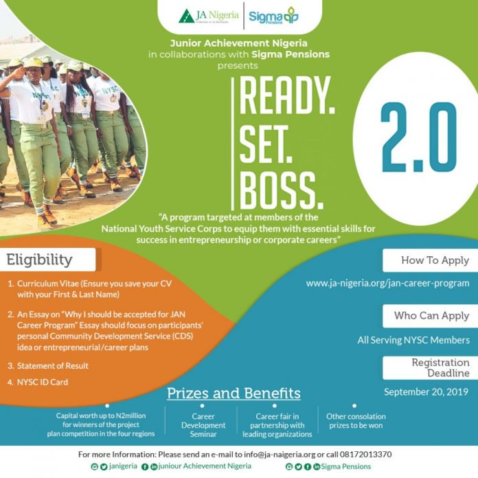 nysc jan career program jobsandschools