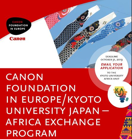 canon foundation japan kyoto africa exchange program jobsandschools