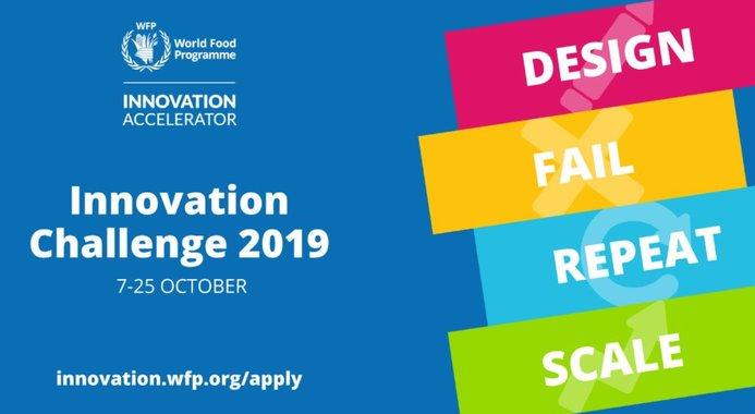wfp innovation challenge 2019 jobsandschools