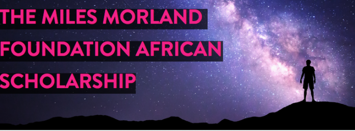 miles-morland-foundation-african-scholarships-2020