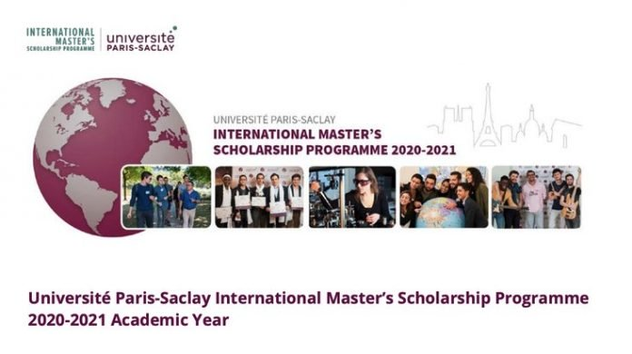 Université Paris-Saclay Masters Scholarships for international study in France