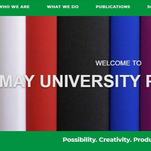 may university press limited