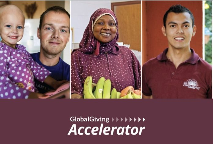 GlobalGiving Accelerator Program – September 2020 for Nonprofits
