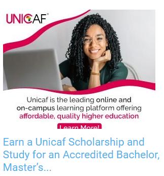 unicaf-scholarships