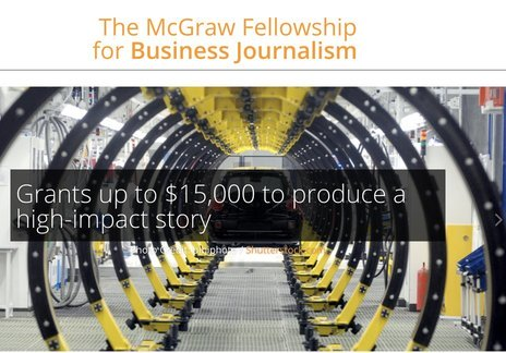 mcgraw-fellowship-for-business-journalism