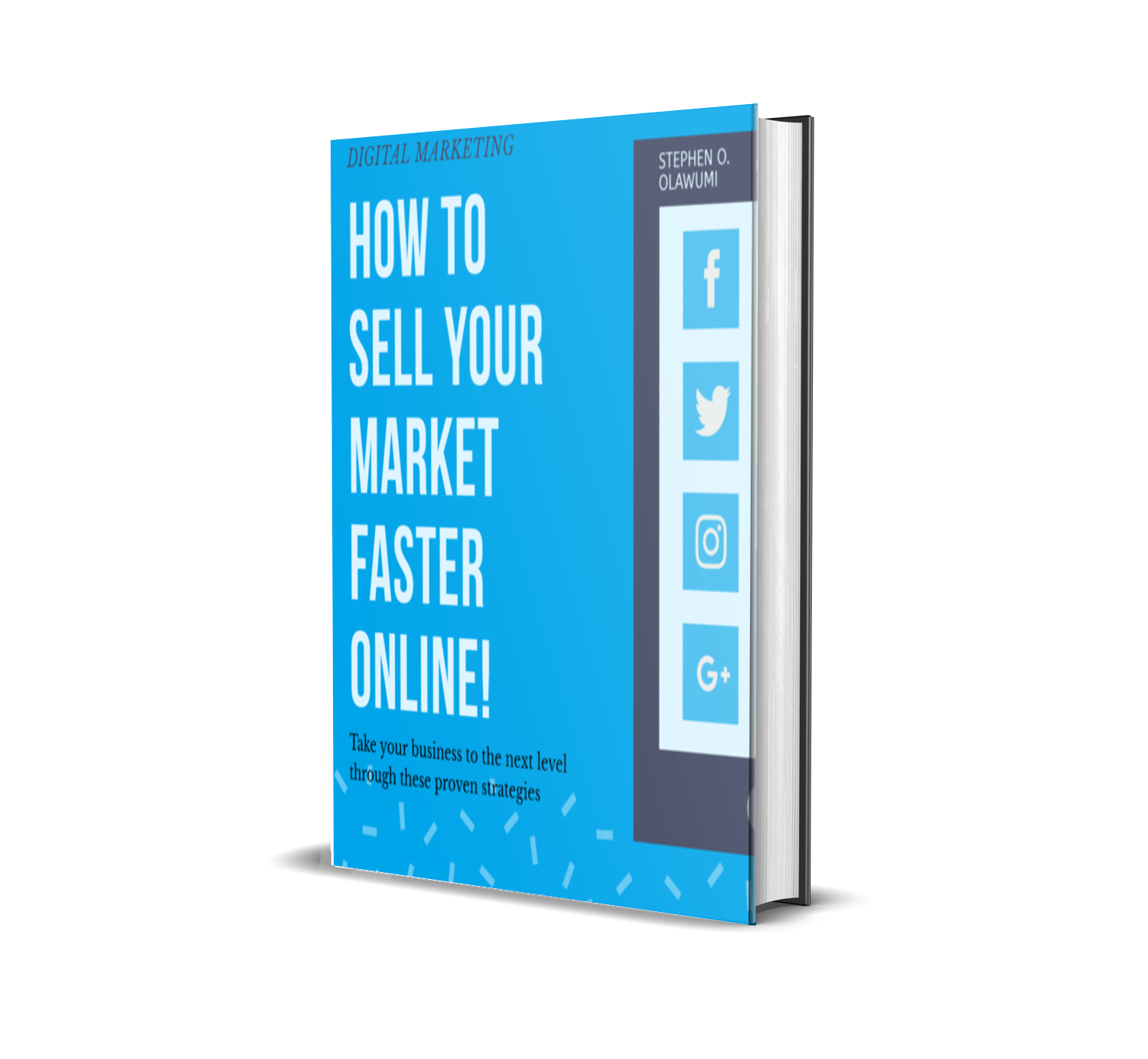 how to sell your market faster online