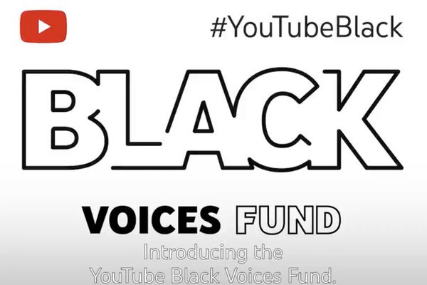YouTube Black Voices Fund
